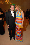 Michael and Melissa Mithoff at the Socitey for the Performing Arts Gala at Jones Hall Saturday  March 29,2008.(Dave Rossman/For the Chronicle)