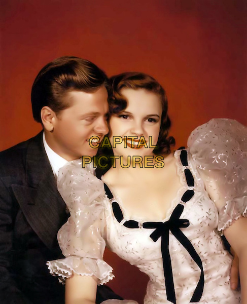 Mickey Rooney & Judy Garland .in Strike Up the Band.*Filmstill - Editorial Use Only*.CAP/PLF.Supplied by Capital Pictures.