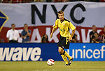 3 August 2004: Igor Biscan. Liverpool of the English Premier League defeated AS Roma of Italy's La Liga 2-1 at Giants Stadium in the Meadowlands Complex in East Rutherford, NJ in a ChampionsWorld Series friendly match..