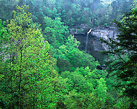 Grace's High Falls; Little River Canyon National Preserve, AL