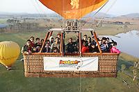 20121116 November 16 Hot Air Balloon Gold Coast