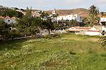 Historic village church of Iglesia de Santa Maria, Betancuria, Fuerteventura, Canary Islands, Spain
