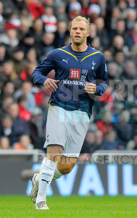 Tottenham's Eidur Gudjohnsen.