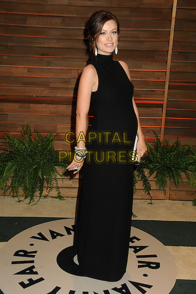 02 March 2014 - West Hollywood, California - Olivia Wilde. 2014 Vanity Fair Oscar Party following the 86th Academy Awards held at Sunset Plaza.  <br /> CAP/ADM/BP<br /> &copy;Byron Purvis/AdMedia/Capital Pictures