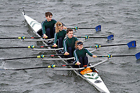 Crew: 228  RGS Worcester  Event: Mixed Quads<br /> <br /> Schools' Head of the River 2017<br /> <br /> To purchase this photo, or to see pricing information for Prints and Downloads, click the blue 'Add to Cart' button at the top-right of the page.
