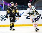 Stockholm 2014-01-18 Ishockey SHL AIK - F&auml;rjestads BK :  <br /> AIK:s Theodor Lennstr&ouml;m deppar<br /> (Foto: Kenta J&ouml;nsson) Nyckelord:  depp besviken besvikelse sorg ledsen deppig nedst&auml;md uppgiven sad disappointment disappointed dejected
