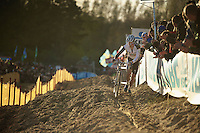 sandking Niels Albert (BEL) on his way to the win in the last lap<br /> <br /> Vlaamse Duinencross Koksijde 2013