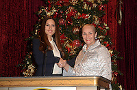 Kerri Kasem, Dr. Mary Shuttleworth<br /> at the Youth for Human Rights Event, Celebrity Centre, Hollywood, CA 12-04-16<br /> David Edwards/DailyCeleb.com 818-249-4998