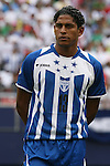 10 June 2007: Honduras' Carlos Costly. The Honduras Men's National Team defeated the National Team of Mexico 2-1 at Giants Stadium in East Rutherford, New Jersey in a first round game in the 2007 CONCACAF Gold Cup.