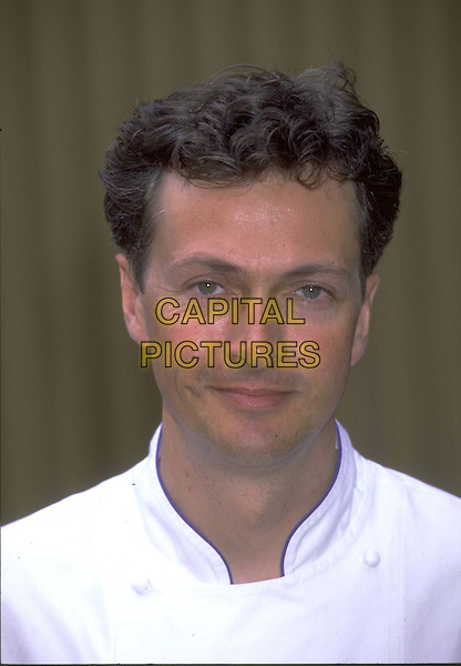 NICK NAIRN.Ref: 3006 .chef, headshot, portrait.*RAW SCAN - photo will be adjusted for publication*.www.capitalpictures.com.sales@capitalpictures.com.© Capital Pictures