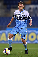 Lucas Leiva of Lazio <br /> Roma 17-4-2019 Stadio Olimpico Football Serie A 2018/2019 SS Lazio - Udinese <br /> Foto Andrea Staccioli / Insidefoto