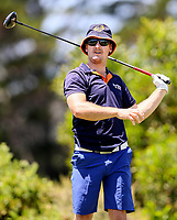 Duncan Croudis of Otago. Day One of the Toro Interprovincial Men's Championship, Mangawhai Golf Club, Mangawhai,  New Zealand. Tuesday 5 December 2017. Photo: Simon Watts/www.bwmedia.co.nz