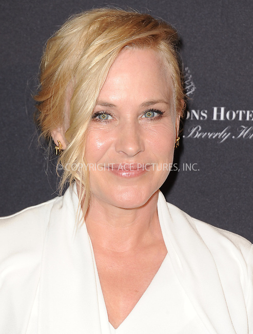 WWW.ACEPIXS.COM<br /> <br /> January 10 2015, LA<br /> <br /> Patricia Arquette attending the 2015 BAFTA Tea Party at The Four Seasons Hotel on January 10, 2015 in Beverly Hills, California.<br /> <br /> By Line: Peter West/ACE Pictures<br /> <br /> <br /> ACE Pictures, Inc.<br /> tel: 646 769 0430<br /> Email: info@acepixs.com<br /> www.acepixs.com