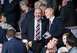 Mark Warburton and John Beckett