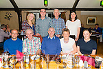 Mossey Harmon from Killarney celebrated his 70th birthday surrounded by friends and family in the Beaufort Bar and Restaurant, Beaufort last Saturday night.