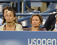 FLUSHING NY- SEPTEMBER 3: Vanessa Williams is sighted watching Serena and Venus Williams Vs Kerlenko Petrova on Armstrong stadium at the USTA Billie Jean King National Tennis Center on September 3, 2012 in in Flushing Queens. Credit: mpi04/MediaPunch Inc. ***NO NY NEWSPAPERS*** /NortePhoto.com<br /> <br /> **CREDITO*OBLIGATORIO** <br /> *No*Venta*A*Terceros*<br /> *No*Sale*So*third*<br /> *** No*Se*Permite*Hacer*Archivo**<br /> *No*Sale*So*third*