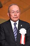 Mitsunori Torihara, MARCH 19, 2018 : Pyeongchang 2018 Winter Paralympics Japan Delegation disbandment ceremony in Tokyo, Japan. (Photo by Naoki Nishimura/AFLO SPORT)