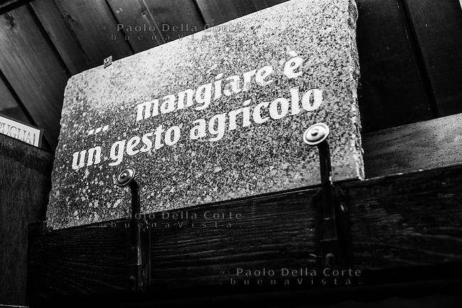 """Montegrosso (BA) - Ristorante Antichi sapori. """"Mangiare è un gesto agricolo"""" lo scrisse ol nonno di Pietro."""