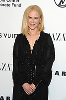 NEW YORK, NY - NOVEMBER 30: Nicole Kidman at the Lincoln Center Corporate Fund Gala at Alice Tully Hall in New York City on November 30, 2017. Credit: John Palmer/MediaPunch NortePhoto.com. NORTEPHOTOMEXICO
