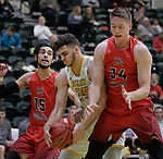 CSU Pueblo at Black Hills State MBB