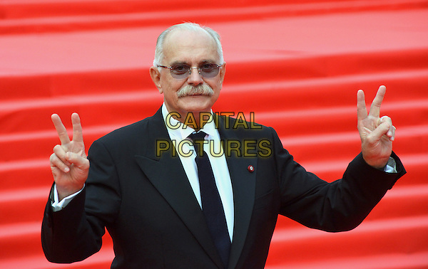 MOSCOW, RUSSIA, JUN 28: Nikita Mikhalkov, 37th Moscow International Film Festival Closing, Moscow, Russia, 28th June 2015.<br /> CAP/PER<br /> &copy;PersonaStars/CapitalPictures