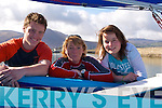 PLAIN SAILING: Members of Tralee Bay Sailing Club getting ready for their Spring Regatta in Fenit on Saturday morning.PLAIN SAILING: Members of Tralee Bay Sailing Club getting ready for their Spring Regatta in Fenit on Saturday morning are l:r David Dee,Jackie Browne and Maeve Counihan.   Copyright Kerry's Eye 2008