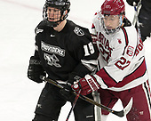 Josh Wilkins (PC - 15), Viktor Dombrovskiy (Harvard - 27) - The Harvard University Crimson defeated the Providence College Friars 3-0 in their NCAA East regional semi-final on Friday, March 24, 2017, at Dunkin' Donuts Center in Providence, Rhode Island.