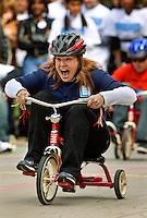 TIAA-CREF Employee Giving Trike Race 2013 Charlotte