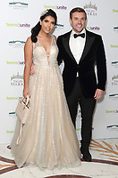 Cara de la Hoyde and Nathan Massey at the Teens Unite: Tales and Tiaras Gala at The Dorchester, Park Lane, London, England on 30th November 2018<br /> CAP/ROS<br /> &copy;ROS/Capital Pictures