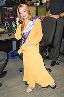 Lindsay Lohan<br /> on the trading floor for the BGC Charity Day 2016, Canary Wharf, London.<br /> <br /> <br /> &copy;Ash Knotek  D3152  12/09/2016