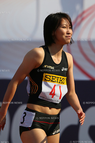 Chisato Fukushima (JPN), .MAY 5, 2013 - Athletics : .IAAF World Challenge .Seiko Golden Grand Prix 2013 Tokyo .Men's 100m .at National Stadium, Kanagawa, Japan. .(Photo by YUTAKA/AFLO SPORT)