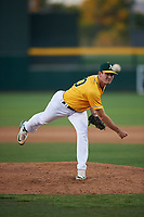 AZL Athletics Gold relief pitcher Zach Rafuse (40) during an Arizona League game against the AZL Rangers on July 15, 2019 at Hohokam Stadium in Mesa, Arizona. The AZL Athletics Gold defeated the AZL Athletics Gold 9-8 in 11 innings. (Zachary Lucy/Four Seam Images)