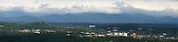city of charlottesville mountain overlook view