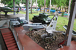 Vehicles At The Granma Memorial