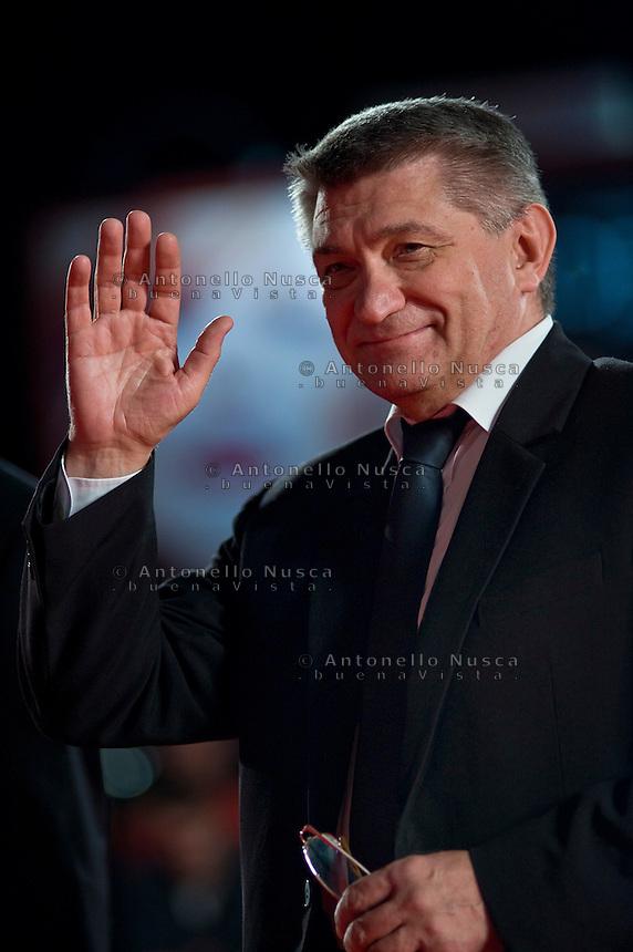 Director Aleksandr Sokurov attends the 'Faust' Premiere during the 68th Venice International Film Festiva