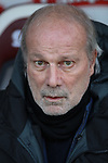 Walter Sabatini Global Sporting Director of Bologna FC and Montreal Impact pictured on the bench during the Serie A match at Stadio Grande Torino, Turin. Picture date: 12th January 2020. Picture credit should read: Jonathan Moscrop/Sportimage