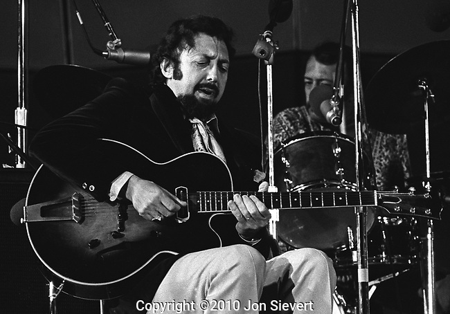 Barney Kessel, July 28, 1974,Concord Summer Fesrival