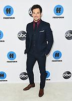 05 February 2019 - Pasadena, California - Giacomo Gianniotti. Disney ABC Television TCA Winter Press Tour 2019 held at The Langham Huntington Hotel. Photo Credit: Birdie Thompson/AdMedia