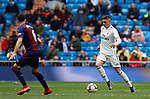 Real Madrid CF's Fede Valverde during La Liga match. April 06, 2019. (ALTERPHOTOS/Manu R.B.)