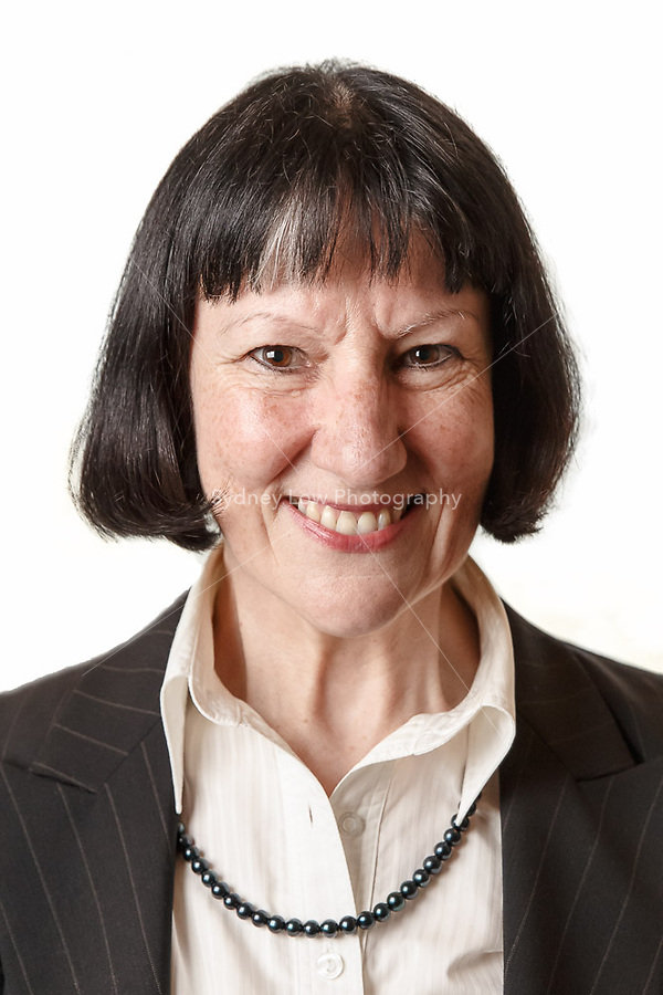 MELBOURNE, 13 JULY, 2013 - Head shot of Helen McLeod. (Credit: Photo Sydney Low)