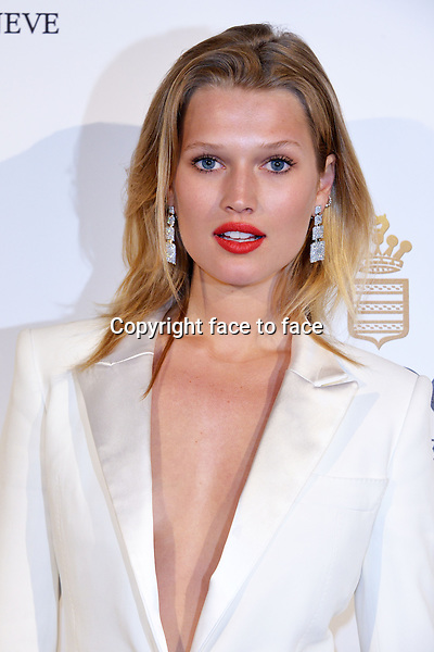 Toni Garrn attending the Grisogono party, at the hotel Eden Roc, in Antibes, during the 66th annual International Cannes Film Festival in Cannes, France, 21th May 2013. Credit: Timm/face to face