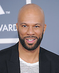 Common attends The 54th Annual GRAMMY Awards held at The Staples Center in Los Angeles, California on February 12,2012                                                                               © 2012 DVS / Hollywood Press Agency