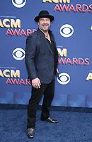 15 April 2018 - Las Vegas, NV - Lee Brice.  2018 ACM Awards arrivals at MGM Grand Garden Arena. <br /> CAP/ADM/MJT<br /> &copy; MJT/ADM/Capital Pictures