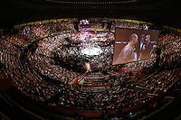 SÃO PAULO,SP, 08.11.2015 - UFC-SP - Vista do UFC Fight Night São Paulo com Belfort x Henderson no Ginásio do Ibirapuera na região sul da cidade de São Paulo na madrugada deste domingo 08. (Foto: Vanessa Carvalho/Brazil Photo Press)