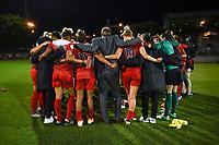 Boyds, MD - Saturday May 20, 2017: Washington Spirit  during a regular season National Women's Soccer League (NWSL) match between the Washington Spirit and FC Kansas City at Maureen Hendricks Field, Maryland SoccerPlex.