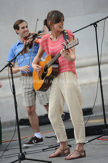 WWW.ACEPIXS.COM . . . . . .July 26, 2012...New York City....Keira Knightley on the set of Can a Song Save Your Life filming in Washington Square Park on July 26, 2012 in New York City. ....Please byline: KRISTIN CALLAHAN - WWW.ACEPIXS.COM.. . . . . . ..Ace Pictures, Inc: ..tel: (212) 243 8787 or (646) 769 0430..e-mail: info@acepixs.com..web: http://www.acepixs.com .