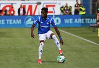 Joevin Jones (SV Darmstadt 98) - 28.04.2018: SV Darmstadt 98 vs. 1. FC Union Berlin, Stadion am Boellenfalltor, 32. Spieltag 2. Bundesliga