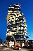 Nederland Amsterdam 2018. Het nieuwe kantoor van NautaDutilh op de Zuidas. Foto Berlinda van Dam / Hollandse Hoogte