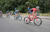 Edward Theuns (BEL/Trek-Segafredo)<br /> <br /> 2017 National Championships Belgium - Elite Men - Road Race (NC)<br /> 1 Day Race: Antwerpen &gt; Antwerpen (233km)