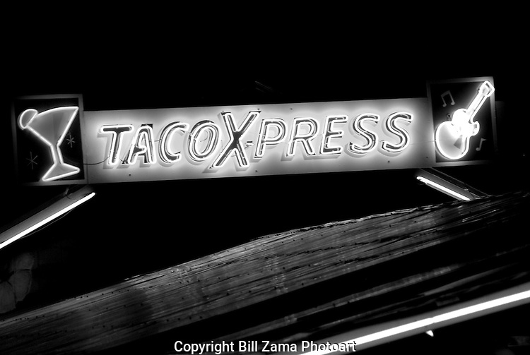 The famous Maria's Taco Express in Austin TX